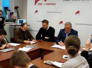 Mikhail Khodorkovsky's statement on the RPR-PARNAS and Progress Party coalition decisio