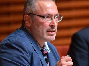 Khodorkovsky speak at Stanford University