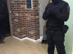 Open Russia office raid