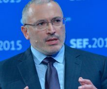 "Khodorkovsky: ""Changes in Russia will take place in our lifetime."""