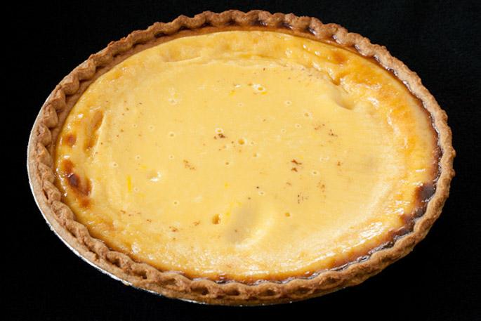 Custard-pie