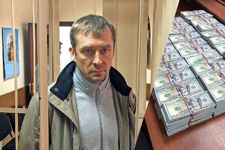 Colonel Zakharchenko, and part of his stash